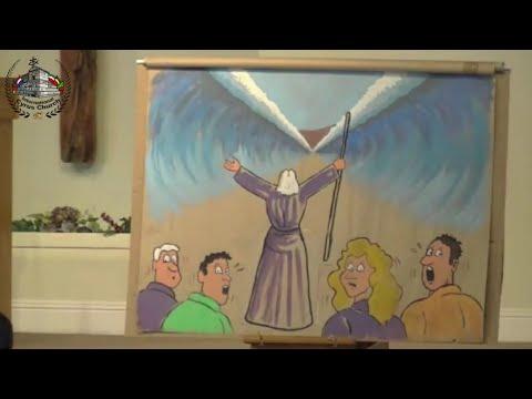 موسی , خدا از مشکلات ما بزرگ تر است