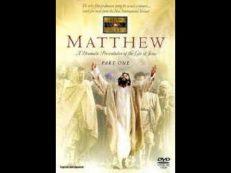 عیسی مسیح انجیل متی
